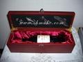 仿紅木葡萄酒禮盒 3