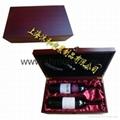 現貨供應葡萄酒木製禮盒
