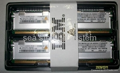 server FBD ram memory 39M5797 8GB Kit PC2-5300 CL5 ECC DDR2 for IBM