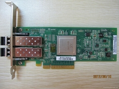 QLE2562 Dual Port 8Gb Fibre Channel to PCI Express Host Bus Adapter