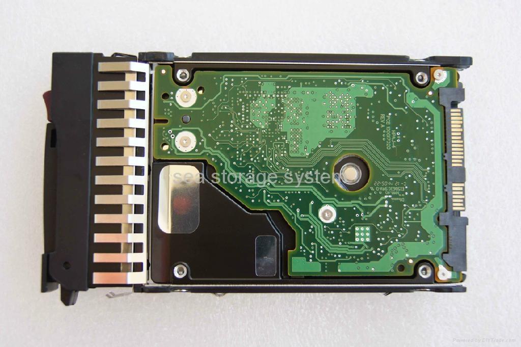 "server 581286-B21 581311-001 600GB 10K 2.5"" SAS 6G DP Hard Disk Drive 1"