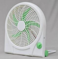 """10""""portable rechargeable fans"""