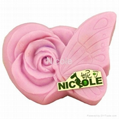 silicone handmade soap molds