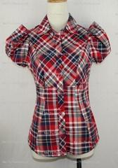Women Top Lady Shirt Shirts Fashion