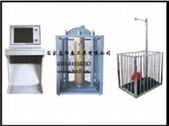 计算机自动控制电力安全工器具力学性能试验机