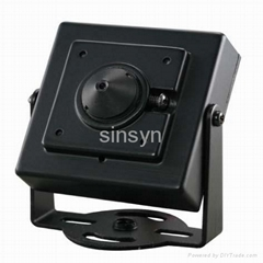 mini pinhole cctv camera