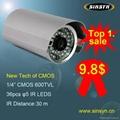600TVL cctv camera