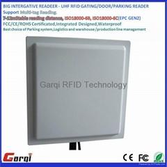 UHF RFID passive Long Range Integrative Reader
