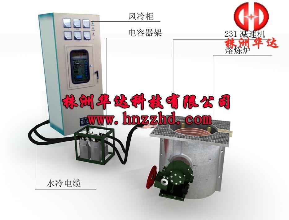 IGBT中频感应熔炼炉 1