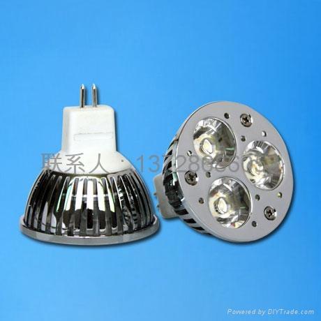 1W3射燈 1