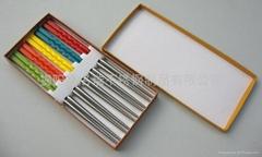 不锈钢筷子五彩筷子