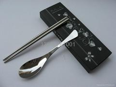 精美禮品餐具不鏽鋼叉勺