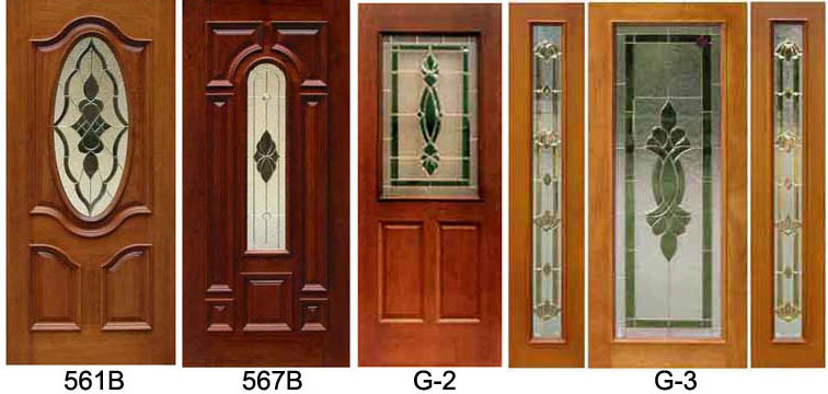 Elegant Estate Doors - Luxury Doors - Large Entry Doors - Estate