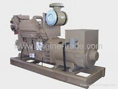 CUMMINS 50KW Diesel Generator Set for Marine