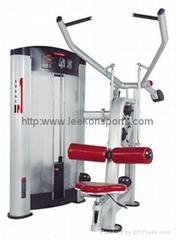高拉背肌训练器