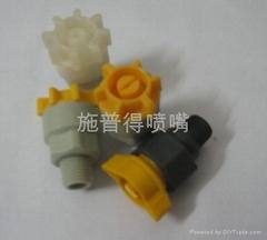 廣東快拆塑膠噴嘴