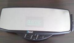 Bluetooth Handsfree rearview Mirror