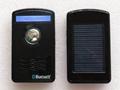 Bluetooth solar power car kit