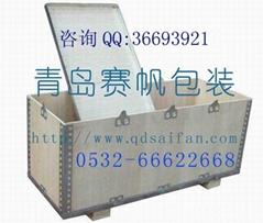免燻蒸膠合板包裝箱