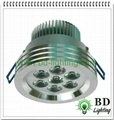 LED Downlight   BD-D0703  7*1W