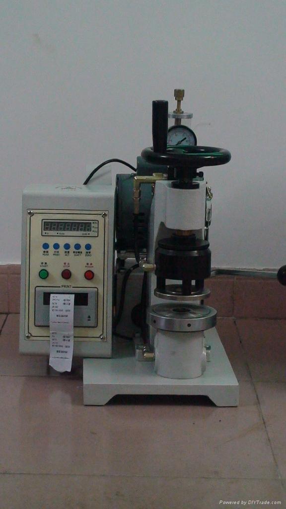 破裂强度试验机 1