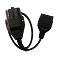 BMW 20pin to obd2 16 Pin Connector