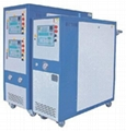 Cryostat for precision molding die