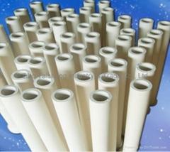 Aluminium Titanate Ceramic Riser Tube