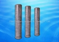Silicon nitride heater protection tube