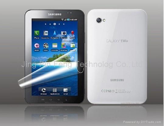 screen protector for samsung galaxy tab p1000 jpf 13 jpf china rh diytrade com Samsung Galaxy Tab 2 Galaxy Tab Specs