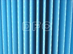 PTFE memebrane filter media
