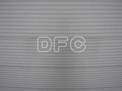 Cellulose paper filter media