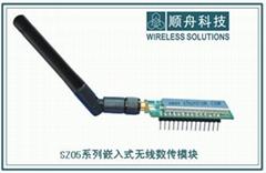 无线嵌入式模块SZ05无线模块