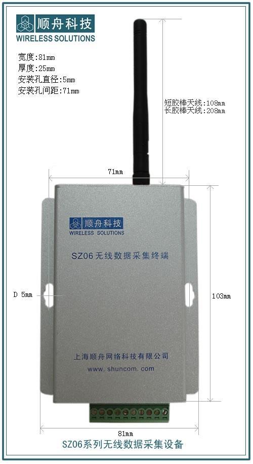 无线数据采集模块SZ06无线模块 4