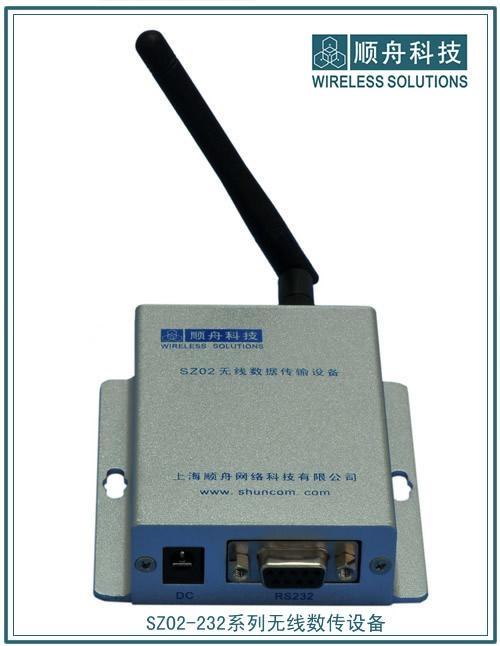 RS232无线数传模块SZ02系列 2