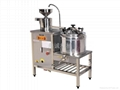 Juice extractor of  soya-bean