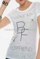 纯棉女式T恤 4