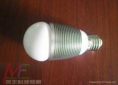 5W大功率LED球泡