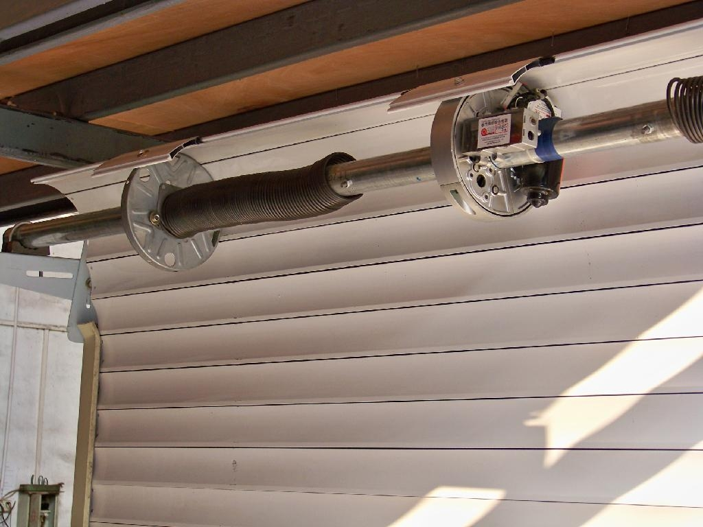 Roller shutter perth china manufacturer products for How to install a roll up garage door motor
