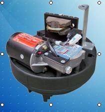 250kg DC 24V Side Fast Speed Roller Door Motor