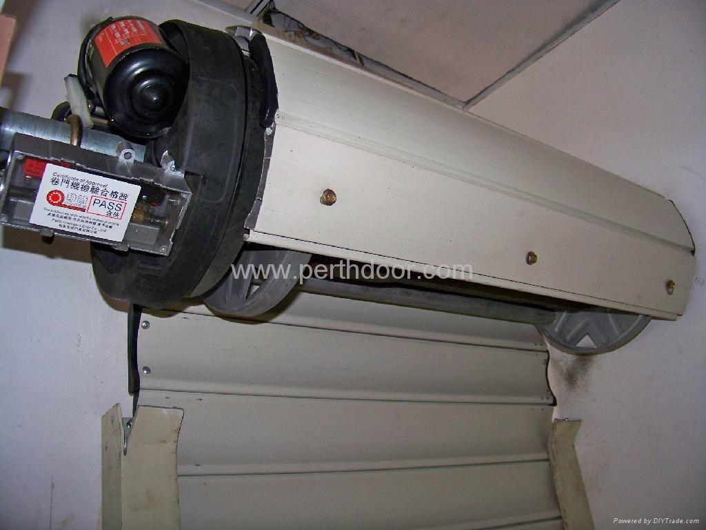 250kg high speed roller shutter motor pr ca02 perth for Roller shutter electric motors