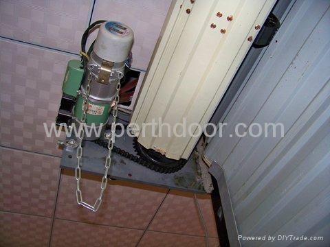380v electric rolling shutter door motor roller door