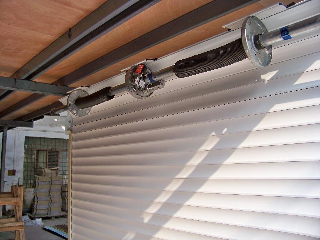 Central Install Spring Balance Roller Shutter Motor Door Opener Rolling Control Product Image