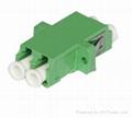 双联光纤连接器适配器
