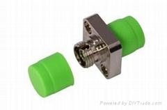 光纖連接器適配器FC型號一體式