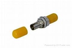 光纤连接器适配器ST