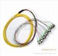 光纤连接器适配器ST 5