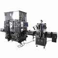 Twin Lane Computer Control Filling and Capping Machine