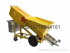 HS-B2A螺杆灌漿泵