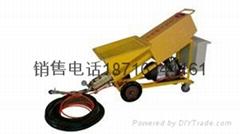 HS—BP1螺杆噴漿泵